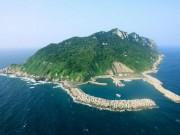 Đảo cấm phụ nữ ở Nhật trở thành di sản thế giới