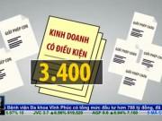 Tài chính - Bất động sản - Rào cản giấy phép con gây khó doanh nghiệp