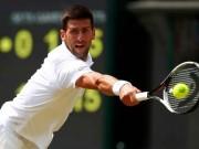 "Clip hot Wimbledon: Chiếc  "" lò xo ""  Djokovic  & amp; cơn gió  "" Sharapova mới """