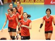 """Thể thao - Hot girl bóng chuyền 15 tuổi cực xinh ở VTV Cup: """"Cây sào"""" 1m76 gây sốt"""