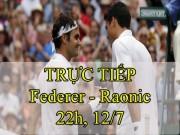 Chi tiết Federer - Raonic: Loạt tie-break cân não (KT)