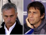 Mourinho đấu Conte: Đòn thù  thiêu đốt  Ngoại hạng Anh