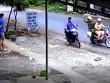 Clip CSGT Lạng Sơn truy đuổi tên trộm xe máy như phim