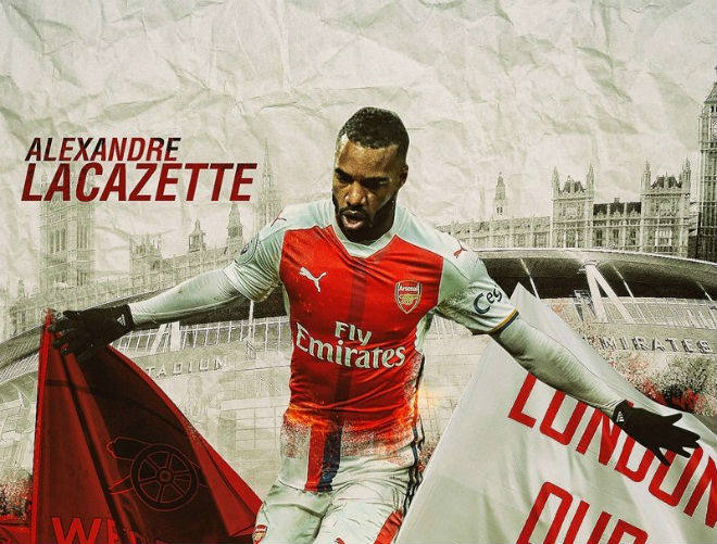 """Arsenal – Sydney: Trình làng """"bom tấn"""" Lacazette nghìn tỷ đồng"""