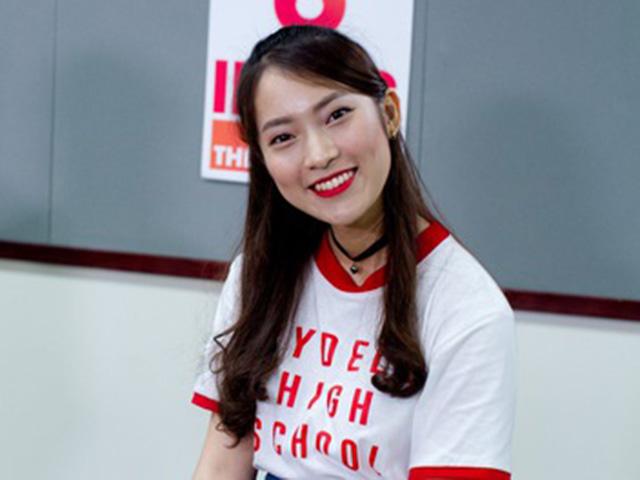 """""""Hot girl 7 thứ tiếng"""" Khánh Vy chia sẻ bí quyết để nói tiếng Anh như gió"""