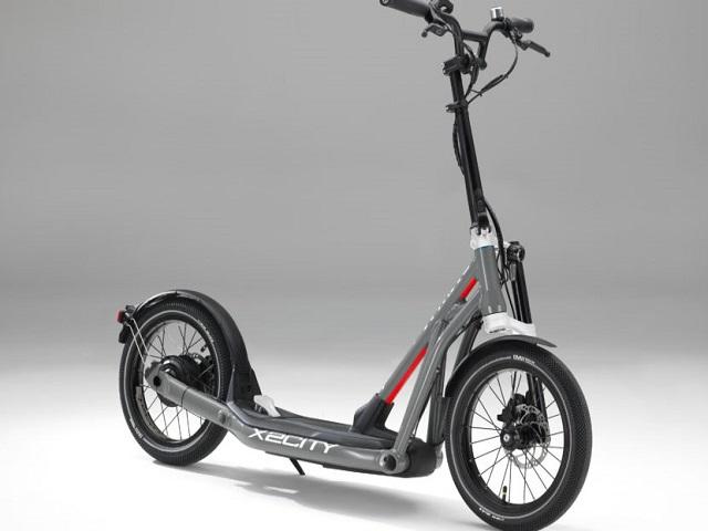 BMW Motorrad X2City: Giải pháp hoàn hảo cho đô thị chật chội