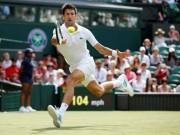 Djokovic - Berdych: Không tưởng 63 phút (Tứ kết Wimbledon)