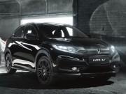 Honda HR-V Black Edition giá từ 737 triệu đồng