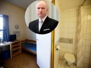 An ninh Xã hội - Tháng ngày trong tù thảnh thơi khó tin của kẻ gây ra vụ khủng bố kép ở Na Uy