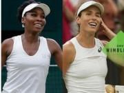 """Wimbledon ngày 11:  """" Lão bà """"  huyền thoại đấu sức trẻ"""