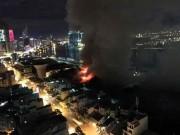 Tin tức trong ngày - Clip:Làm thế nào để thoát khỏi đám cháy bất ngờ trong đêm?