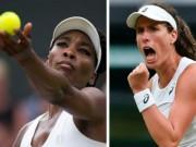 Chi tiết Venus Williams - Konta: Ăn break định đoạt (Bán kết Wimbledon) (KT)