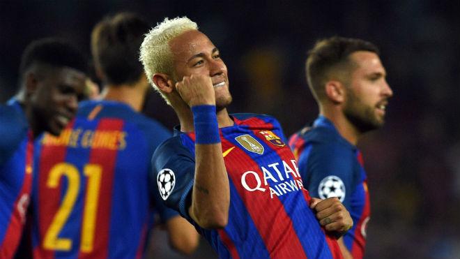 """Xem Ảnh đọc báo tin tức Đua Quả bóng vàng: Neymar """"mưu đồ"""" phá đế chế Ronaldo - Messi - Bóng đá - Tin tức 24h và truyện phim nhạc xổ số bóng đá xem bói tử vi 1 neymar junior"""