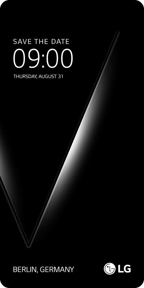 LG V30 camera kép, sẽ trình làng ngày 31/08 tới - 1