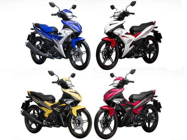 Yamaha tung 2 phiên bản giới hạn của Exciter 150 - 12