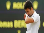 Wimbledon 2017: Djokovic chấn thương nghỉ hết năm, tệ nhất 7 năm qua