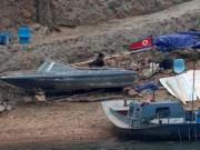 Tàu cá Triều Tiên chĩa súng, xua đuổi tàu tuần tra Nhật?