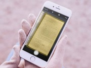 """Công nghệ thông tin - """"Hô biến"""" iPhone thành máy scan với ứng dụng Note trên iOS 11"""