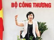 Tin tức trong ngày - Bộ Công Thương nói gì về kỷ luật Thứ trưởng Hồ Thị Kim Thoa?