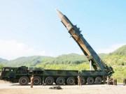 """Thế giới - Mỹ: Triều Tiên đang chế siêu tên lửa """"chết chóc hơn"""""""