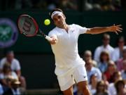 Wimbledon 2017: Khi không ai níu giữ Federer bay cao