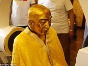 Thế giới - Xác ướp vàng ngàn tuổi như người còn sống ở Trung Quốc
