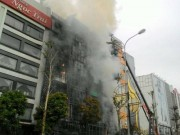 Tin tức trong ngày - Nhìn lại những vụ cháy thương tâm vì nhà không có lối thoát