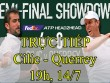 TRỰC TIẾP tennis Cilic - Querrey: Đọ tài 'bắn bóng' (Bán kết Wimbledon)