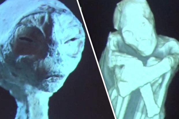 Tìm thấy xác 5 người ngoài hành tinh gần kỳ quan bí ẩn ở Peru? - ảnh 1