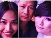 Ca nhạc - MTV - Dương Mỹ Linh phản ứng lạ khi vợ cũ Bằng Kiều tiết lộ chuyện chia tay