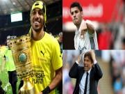 """Bị MU cướp Lukaku, Chelsea chi 135 triệu bảng mua  """" song sát """""""