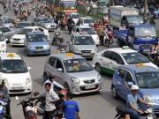 Tài chính - Bất động sản - Bộ Tài chính khẳng định thuế Uber, Grab và taxi truyền thống như nhau