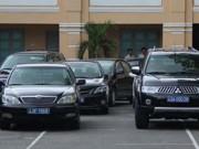 Tài chính - Bất động sản - Thứ trưởng, Chủ tịch tỉnh sẽ khoán xe ô tô công thế nào?