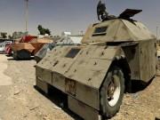 Khủng bố IS độ xe hơi: Bọc giáp, nhồi bom để thánh chiến