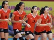 ĐT trẻ Việt Nam - ĐH Bắc Kinh: 3 set chóng vánh (bóng chuyền VTV cup)