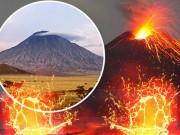 Núi lửa của Chúa  sắp chôn vùi tài sản vô giá con người?