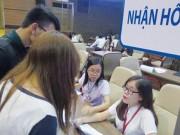 Giáo dục - du học - Nhiều trường tốp trên nhận hồ sơ bằng điểm sàn: Làm khổ thí sinh?