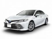 Toyota Camry 2018 giá từ 656 triệu đồng ở quê hương Nhật Bản