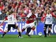 Arsenal - Sydney Wanderers: 90 phút ban bật đẹp mắt