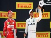 Tin HOT thể thao 15/7: Hamilton thề đánh bại Vettel trên sân nhà