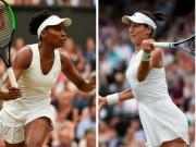 Venus - Muguruza: Set 2 thần tốc, lên đỉnh danh vọng (Chung kết Wimbledon)
