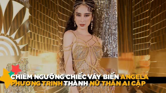 HOT nhất tuần: Angela Phương Trinh hóa nữ thần Ai Cập tuyệt đỉnh sexy