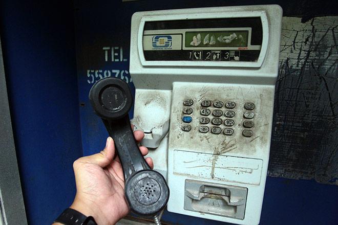 Tận thấy những bốt điện thoại cuối cùng ở Hà Nội 11