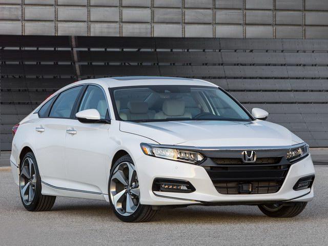 Honda Accord 2018: Xe hạng D phong cách thể thao