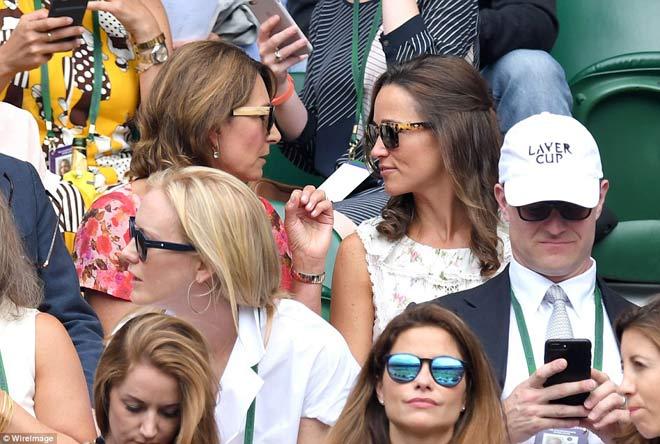 Wimbledon: Hoàng gia Anh và dàn VIP khủng xem Federer - Cilic - 3