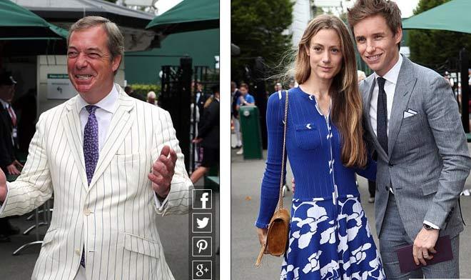 Wimbledon: Hoàng gia Anh và dàn VIP khủng xem Federer - Cilic - 6