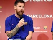 """Bóng đá - Barca: Messi lập hat-trick bóng rổ, không dám """"nổ"""" về thầy mới"""