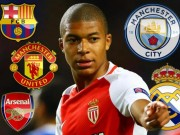 Tái xuất Monaco,  Tiểu Henry  chọc tức Real - Arsenal