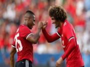 Bóng đá - LA Galaxy - MU: Đại tiệc 7 bàn mãn nhãn chào Lukaku