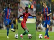 """Bóng đá - Barca và 8 """"tấm khiên"""" 139 triệu euro: Đốt tiền vì hàng thủ"""